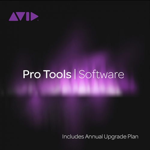 [예약판매] Pro Tools with Annual Upgrade (Card and iLok)