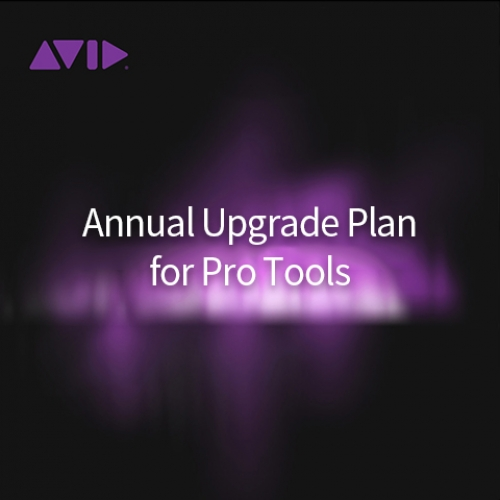 Annual Upgrade Plan Renewal for Pro Tools [갱신용]
