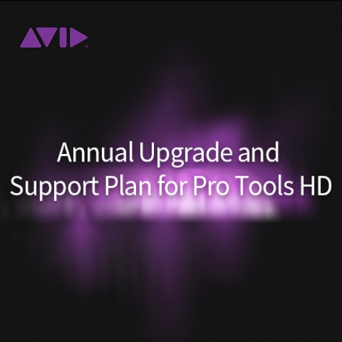 [예약판매] Annual Upgrade and Support Plan Reinstatement for Pro Tools | HD [복구용]