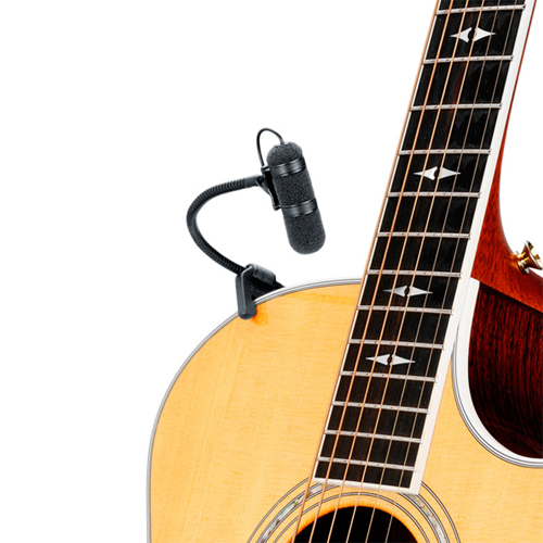 d:vote™ 4099 Clip Microphone for Guitar