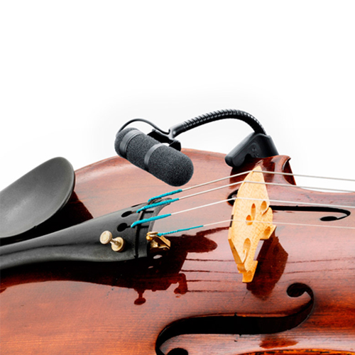 d:vote™ 4099 Clip Microphone for Violin