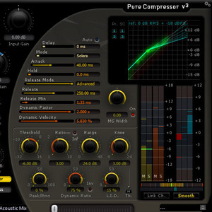 [FLUX::] Pure Compressor v3