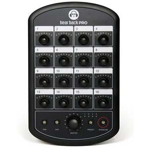 [Hear Tech] Hear Back PRO Mixer