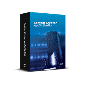 [Waves] Content Creator Audio Toolkit / 전자배송
